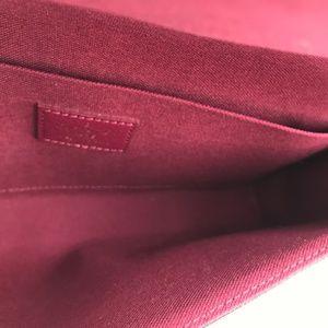 Louis Vuitton Bags - Chain Felicie Long Shoulder Flap Cross Body Bag